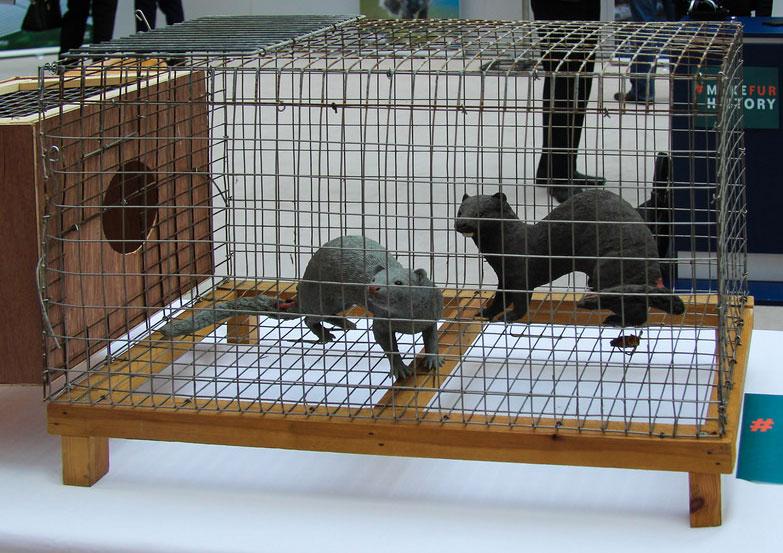 """Изложба под надслов """"Make Fur History"""" се проведе в Европейския парламент"""